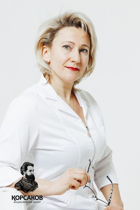 Татьяна Яковлевна ЧЕРНОБРОВКИНА