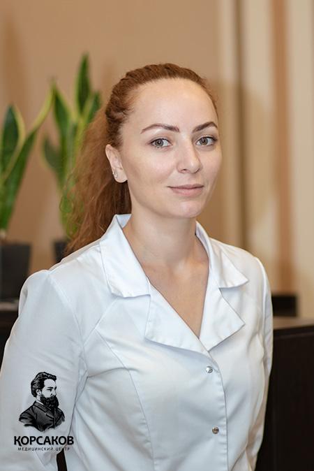 Асият Мустафаевна НИЯЗОВА