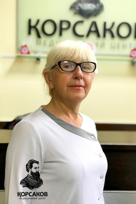 Ольга Владимировна СЕРГАЦКОВА