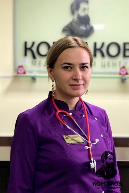 Зарина Арсеновна ШУГУШЕВА