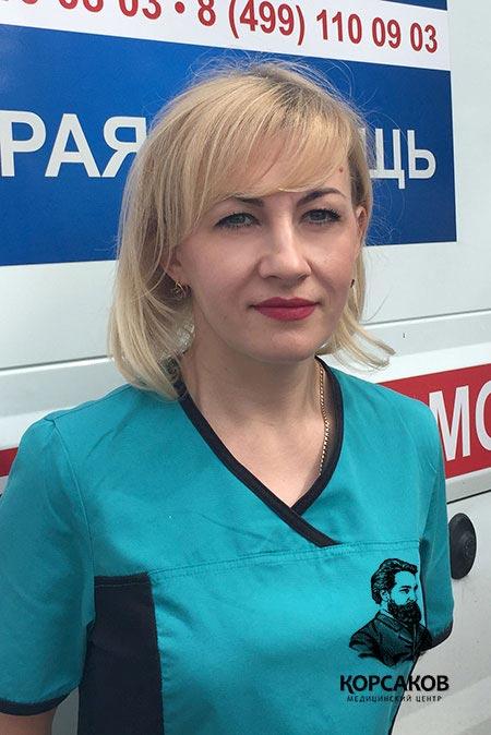 Виктория Викторовна ВОРОНИНА