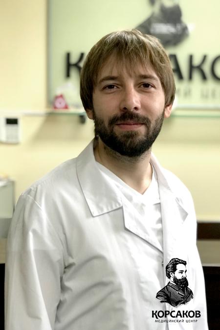 Антон Евгеньевич НИКОЛИШИН
